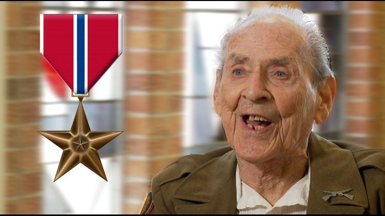 Grand Rapids, Mich., veteran finally receives Bronze Star Medal for heroic service during World War II