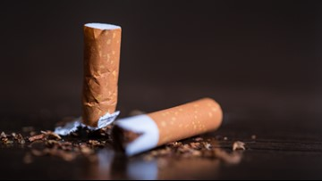 Michigan offering free nicotine patches, gum to help people stop smoking