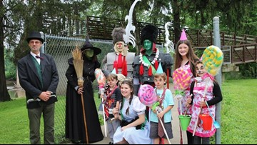 Michigan Wizard of Oz Festival coming to downtown Ionia
